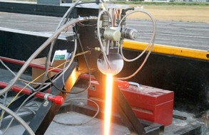 Development and testing of an Additive Manufactured Propulsion System (AMPS)