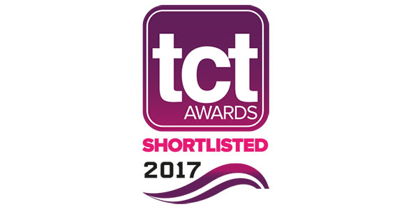 CRP Group shortlisted for the TCT Awards 2017